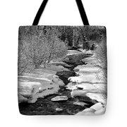 Ship Creek Tote Bag by Ed Boudreau