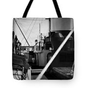Ship Detail Tote Bag
