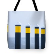 Ship Guides Tote Bag