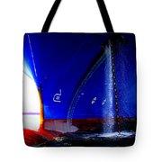 Ship - Gulf Of Mexico Tote Bag