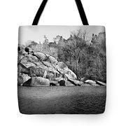 Ship Rock Island Tote Bag