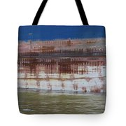 Ship Rust 4 Tote Bag