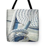 Ship Shape Tote Bag