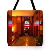 Ship Tavern Tote Bag