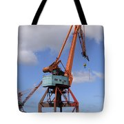 Shipping Industry Crane 06 Tote Bag
