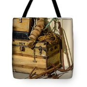 Shipping Out Tote Bag