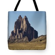 Shiprock Panorama - North West New Mexico Tote Bag