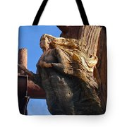 Ship's Figurehead Tote Bag