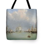Ships Off Ryde Tote Bag