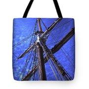 Ships Rigging - 2 Tote Bag