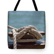 Ships Rigging I Tote Bag