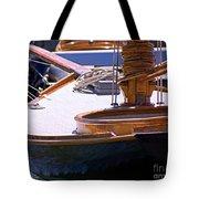 Shipshape Tote Bag