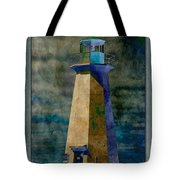 Shipwreck Point Lighthouse Tote Bag