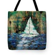 Shipwrecked Tote Bag
