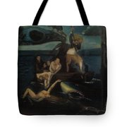 Shipwrecked Psyche Unfinished Tote Bag