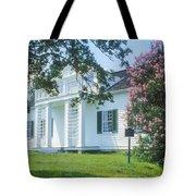 Shirley House Tote Bag