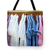 Shirts Tote Bag by Tom Gowanlock