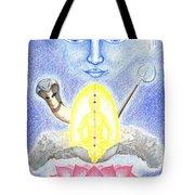 Shiva Tote Bag by Keiko Katsuta
