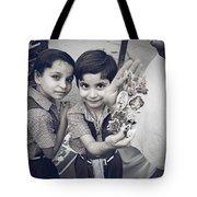 Shiva Stickers Tote Bag