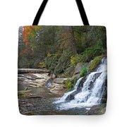Shoal Creek Area Waterfalls Tote Bag