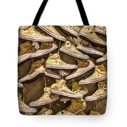 Shoe Art Tote Bag