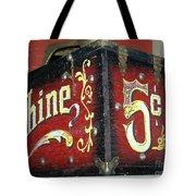 Shoe Shine Kit Tote Bag