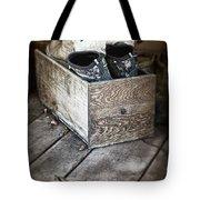 Shoebox Still Life Tote Bag by Tom Mc Nemar