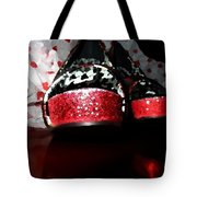 Shoeluv Painted Tote Bag