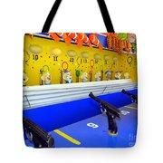 Shoot The Clown Tote Bag