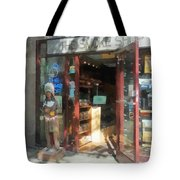 Shopfronts - Smoke Shop Tote Bag