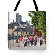 Shopping Trip Tote Bag