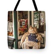 Shopping's A Bear Tote Bag