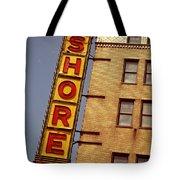 Shore Building Sign - Coney Island Tote Bag