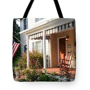 Shore Good To Be Home Tote Bag