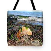 Shore Scene Tote Bag