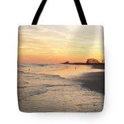 Shoreline Nj Tote Bag