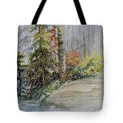 Shoreline Sketch Tote Bag