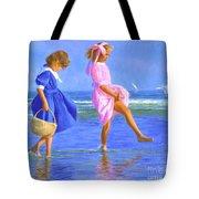 Shoreline Skippers Tote Bag