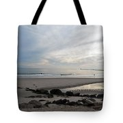 Shores Of Holgate Tote Bag