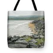Shores Of Ireland Tote Bag