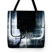 Short Circuit Tote Bag