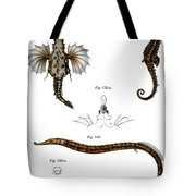 Short Dragonfish Tote Bag