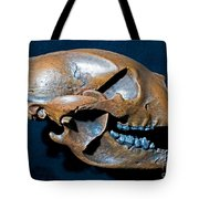 Short Faced Bear Tote Bag