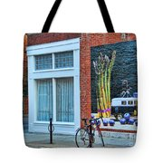 Short North Columbus Artwork Tote Bag