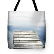 Short Pier Tote Bag