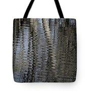Short Wave Tote Bag