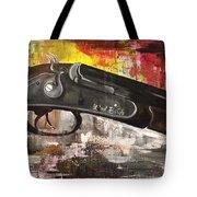 Shot Gun  Tote Bag