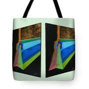 Shots Shifted - Hermite 6 Tote Bag