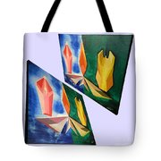 Shots Shifted - Infini-justice 1 Tote Bag