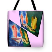 Shots Shifted - Infini-justice 5 Tote Bag
